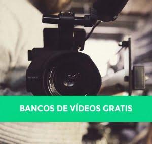 bancos de vídeos gratis