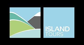 Logo cliente agencia de viajes diseño web Island Tours