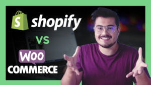 shopify vs woocommerce dropshipping