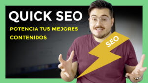 quick seo mejora la posición de tus mejores contenidos