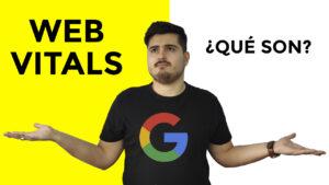 que son las google. core web vitals